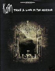 KoRn 2004 Take A Look In The Mirror (Songbook)