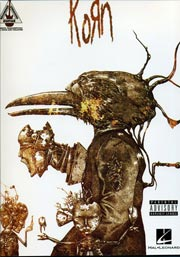 KoRn 2008 Untitled (Songbook)