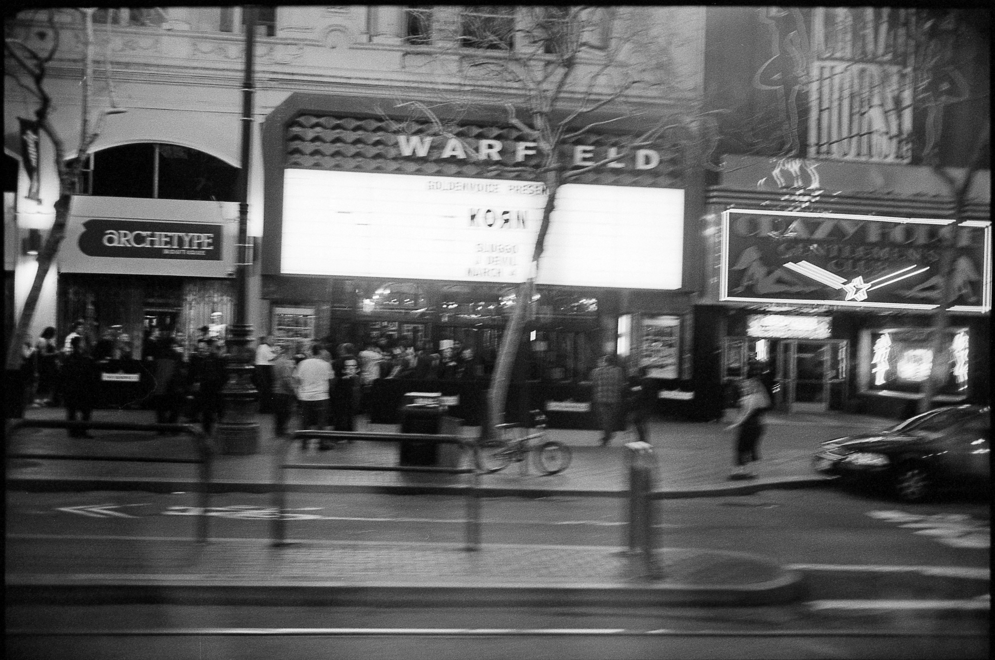 KoRn 2012-03-04 The Warfield, San Francisco, CA, USA