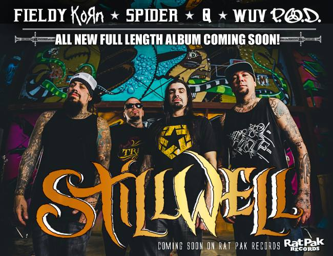 New Stillwell album 2015