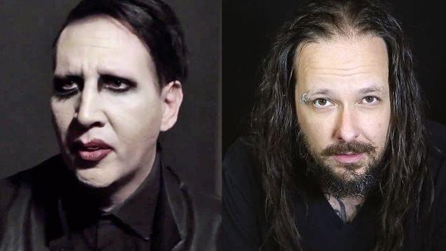 Marilyn Manson feat Jonathan Davis