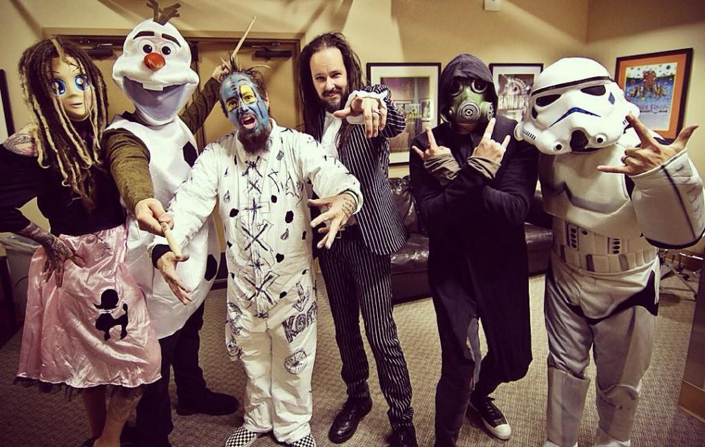 KoRn Halloween 2015