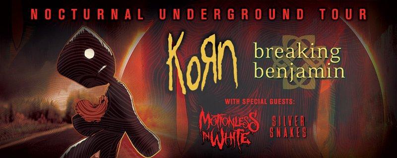 2016 Nocturnal Underground Tour