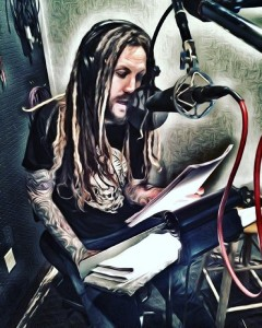 brianheadwelch: Well, here it is. The first and LAST time I ever read for an audio book. It takes DAYS to complete, and A LOT of patience. Book in print and audio looks like a May 2016 release. Much love & thankfulness to you guys for helping me spread the word and get it out there to the world very soon!