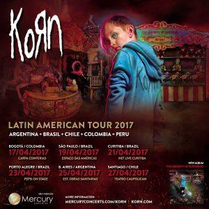 Latin America Tour 2017