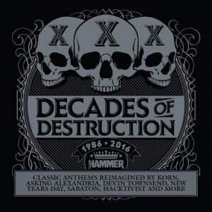 Metal Hammer - Decades Of Destruction (2016)