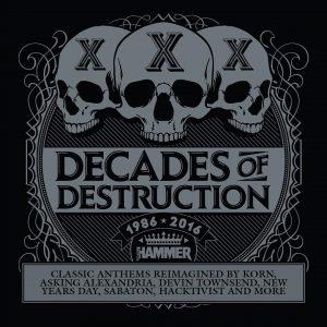 Metal Hammer - Decades Of Destruction (2016)